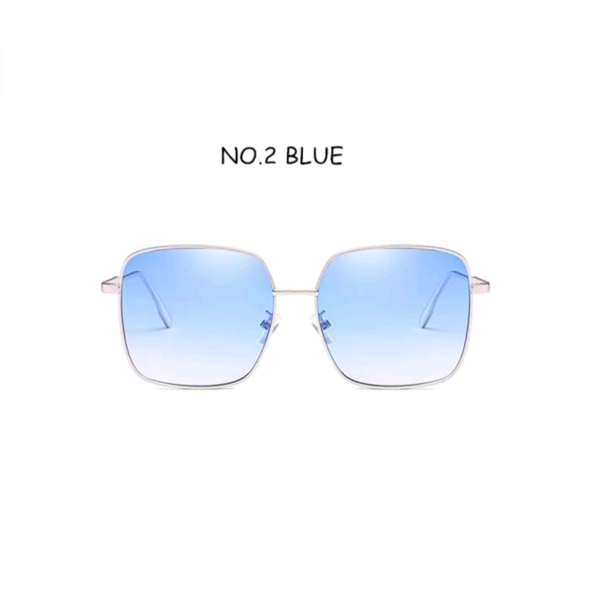 Fashionity Square Sunglasses - Kacamata Wanita - Fashion Nagita - Kacamata Selebritis - Mn5016sqs By Timely Indonesia.