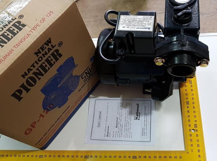 NATIONAL Pompa air sumur dangkal King GP125 skls shimizu 128