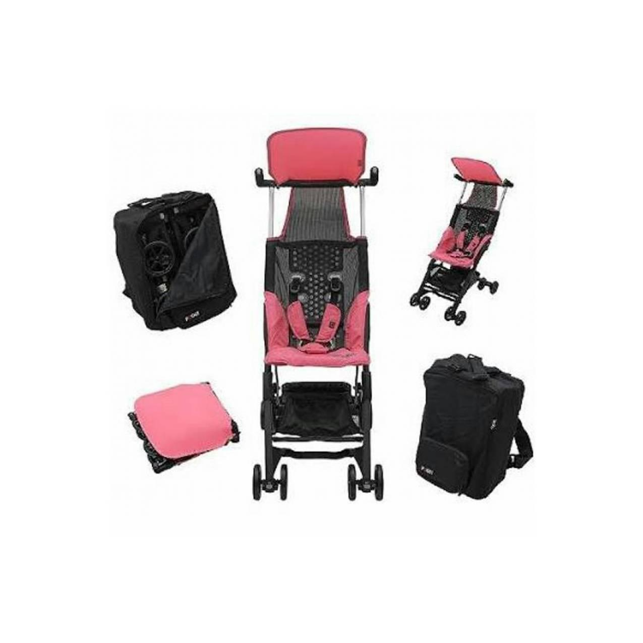 Buy Sell Cheapest Cocolatte Pockit3 Pockit Best Quality Product Pockitkereta Bayi Stroller Cl 688 3 Cl689 689 Pink Tas Backpack
