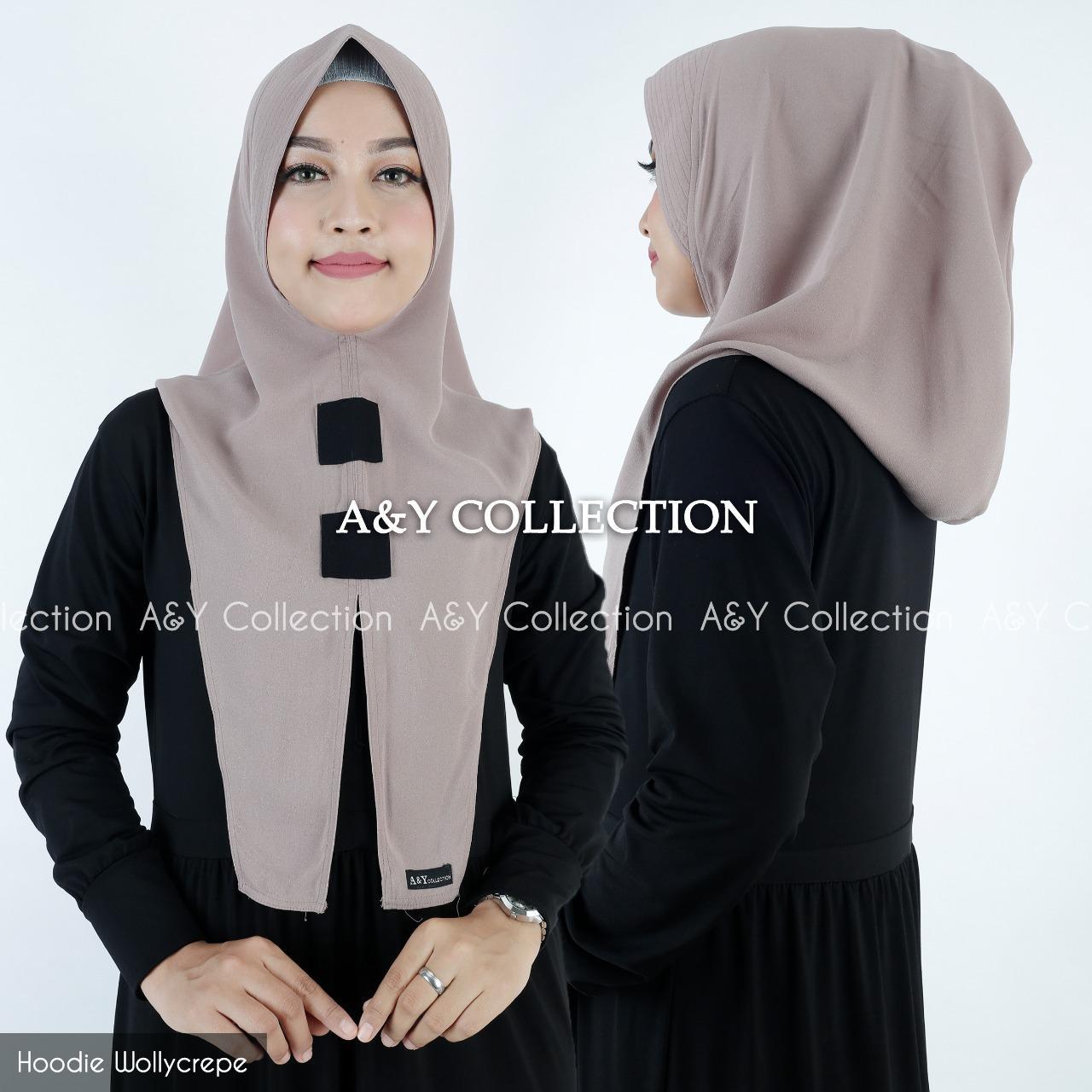 Hijab/Jilbab Instan Model Bergo terbaru termurah dan Terlaris kotak / Kerudung Wanita/giok_olshop