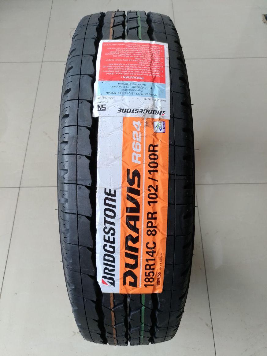 Bridgestone Duravis R624 185 R14 Ban Mobil L300