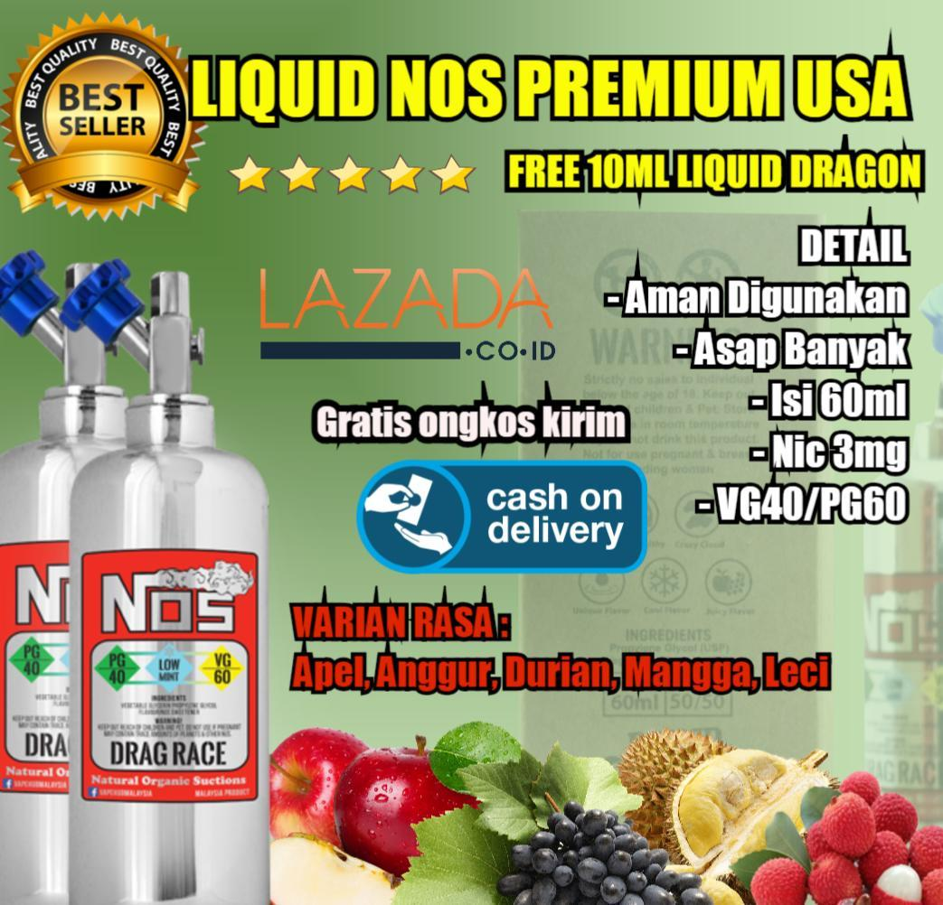 Liquid Nos Premium 60 Ml For Vape Vapor Rokok Elektrik Iceberg Citrus Snow By Hex Rasa Lemon Dan Orange 60ml Nic 3mg Vaping  Hybrid Tech Limited