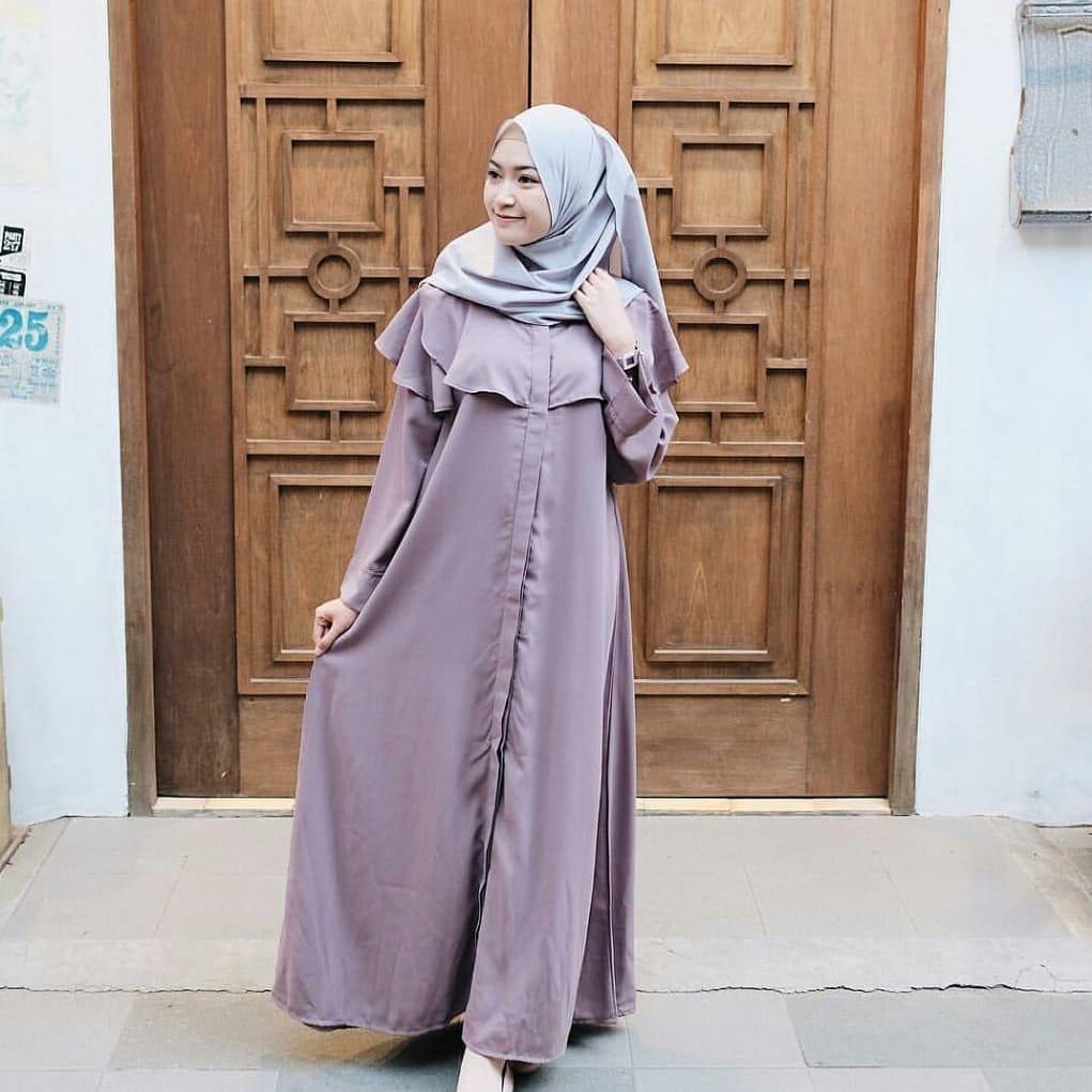 Harga Baju Gamis Remaja Casual Terbaru Murah Bulan Oktober 2018