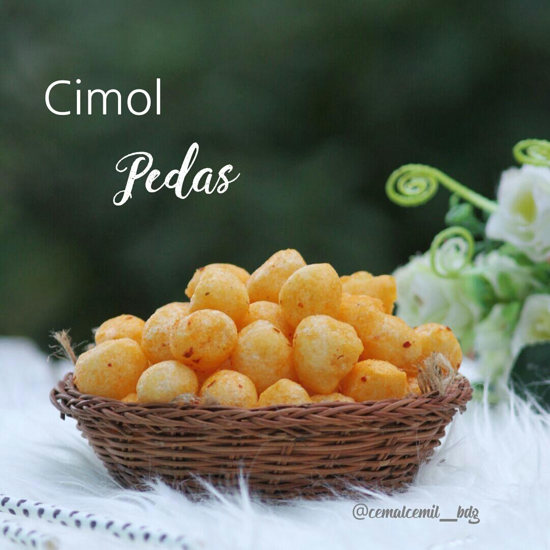 Buy Sell Cheapest Moring Snacks Cimol Best Quality Product Deals Kering Original Ampamp Pedas Ccb Bandung Snack Enak