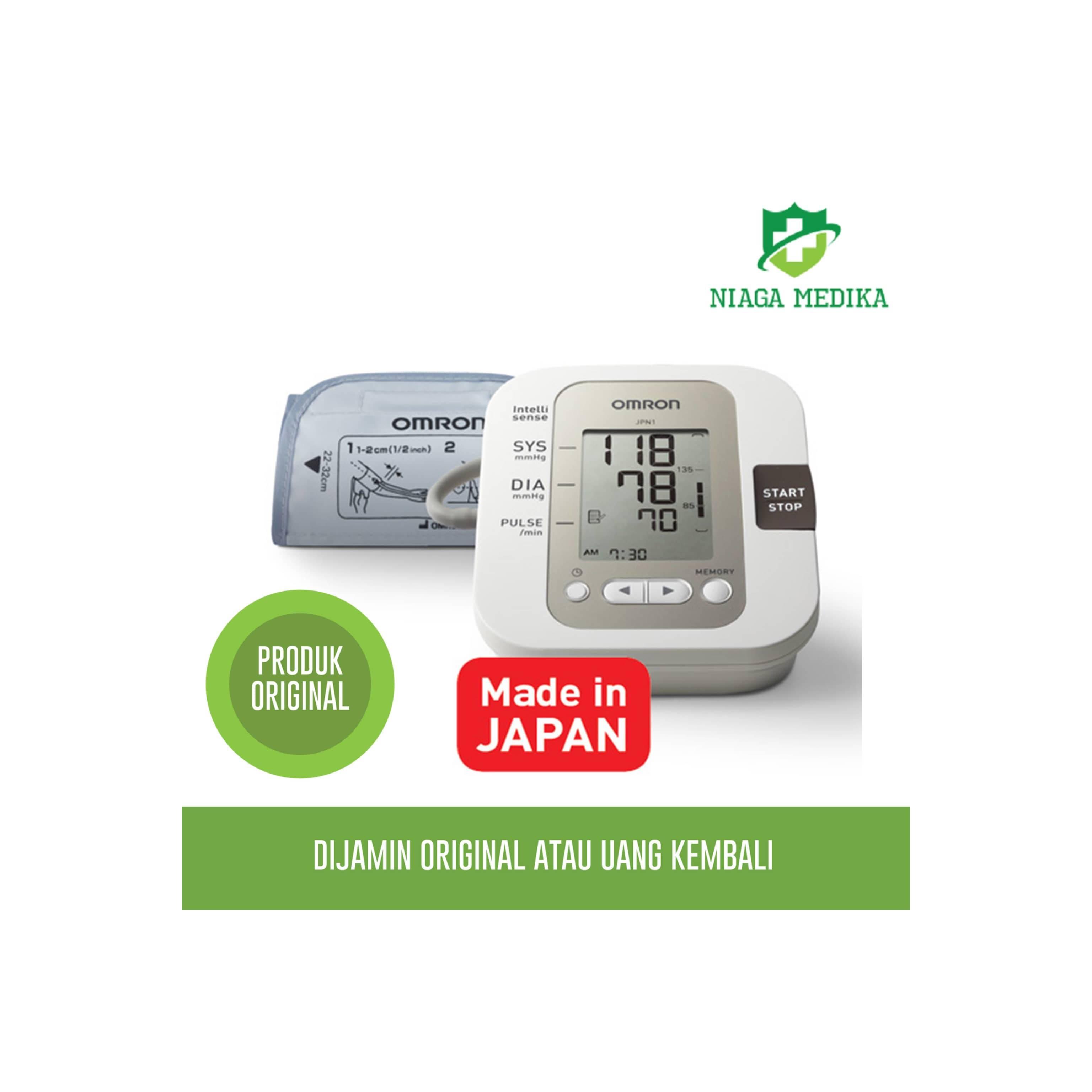 Buy Sell Cheapest Omron Jpn1 Intellissense Best Quality Product Tensimeter Blood Pressure Monitor Terlaris Digital Jpn 1 Alat Ukur Tekanan Darah