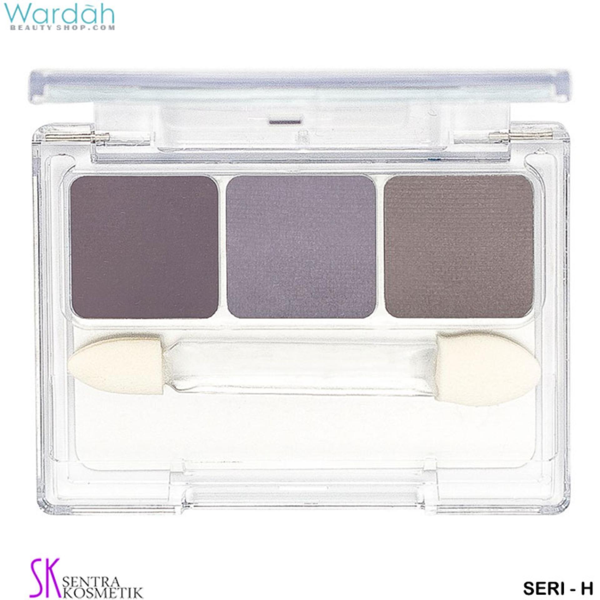 Wardah EyeShadow - H