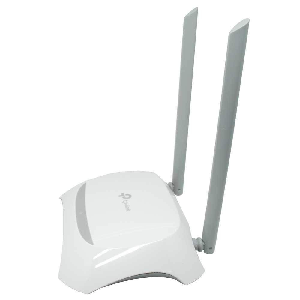 TP-LINK 300Mbps Wireless Router - TL-WR840N / Aneka Wifi Router Terbaru Murah