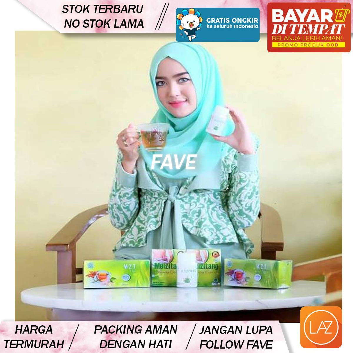 Fave COD - Meizitang BPOM / Meizitang Slimming Capsule BPOM - Fave / A37