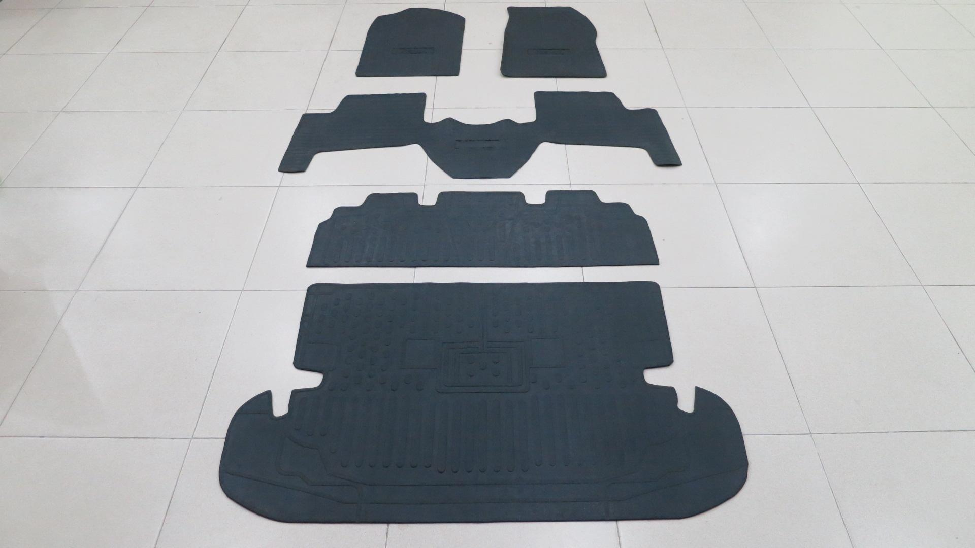 KARPET KARET GREAT XENIA 2016-2018 FULL SET HITAM