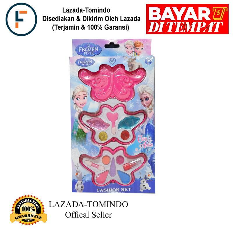 Tomindo Make Up Fashion Set Snow Ice - KUPU KUPU   mainan anak   mainan make 875de6d142