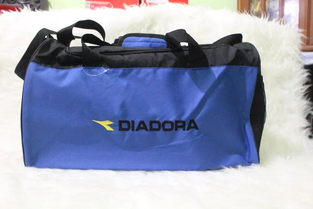 Tas Gym Diadora Black Blue