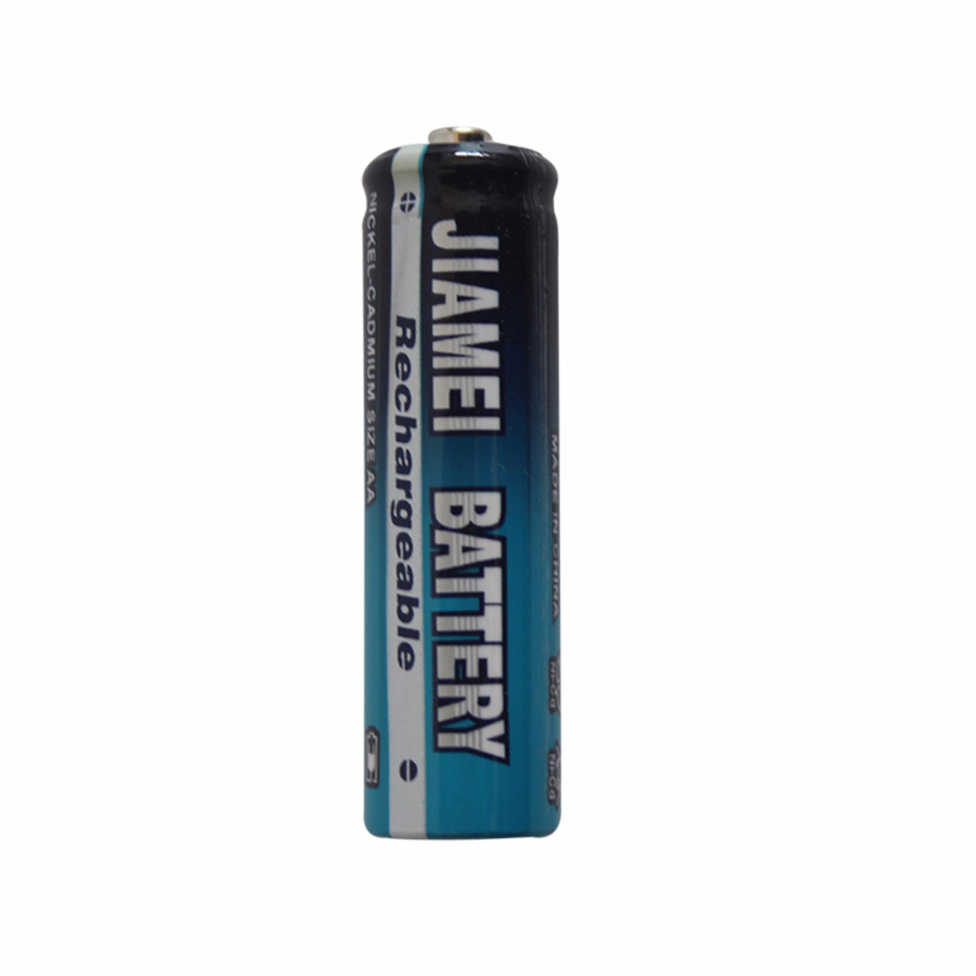 EELIC JM-AA 1.2V 300mAh Baterai Charge Nickel Cadmium Ukuran AA Baterai cas yang