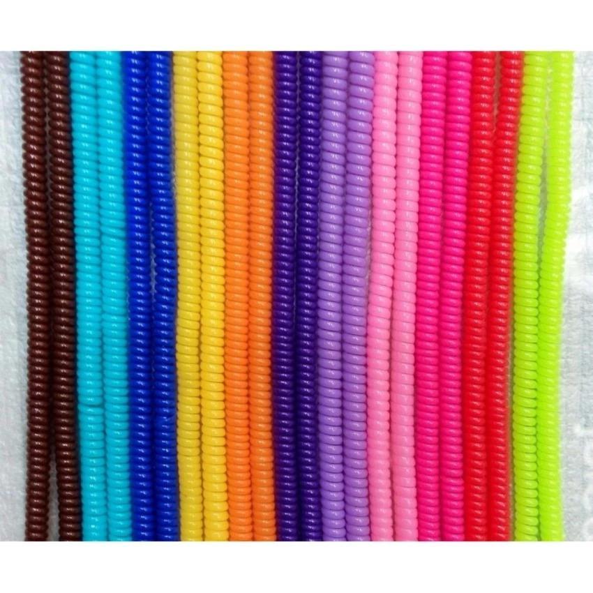 Pelindung Pelilit Kabel Solid (Cord Protector) 1 Warna / Pelindung Random Colour