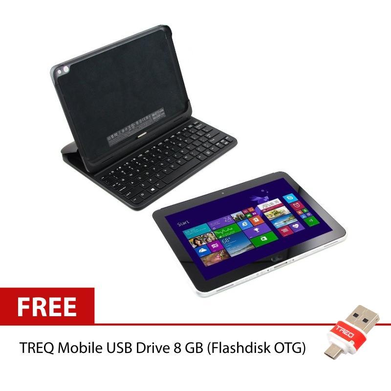 Obral Notebook Hp ELITE PAD 900G1 - Windows 8 - INTEL ATOM Z2760 - RAM 2GB Bisa Jadi Tablet Bonus Flashdisk 8GB