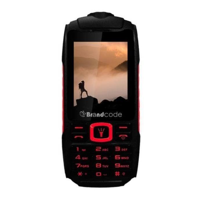 Hp Gunung Brandcode B329 B 329 Bisa Power Bank / Handphone Outdoor Murah /Unik