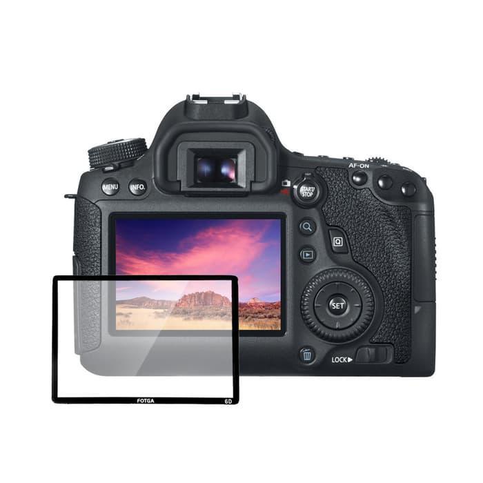 Best Seller!! Lcd Protect Untuk Canon 650DU002F700D (Model Tipis Seperti Anti Gores Hp) - ready stock