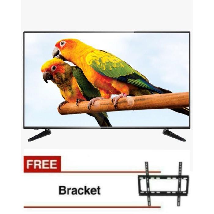Ichiko S3968 Televisi LED 39 Inch HD + Bonus Bracket Dinding