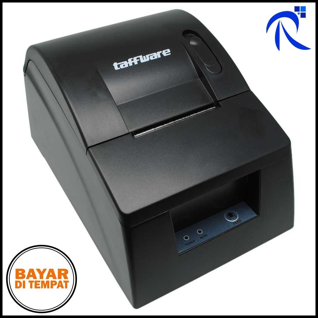 Yongli Usb Pos Thermal Receipt Printer 58mm - Xyl-5890h - Black Hitam - Alat Cetak Print Struk 58 Mm 90mm/S 90mmps 90 Mm/S Mmps Cepat Original BISA COD !!