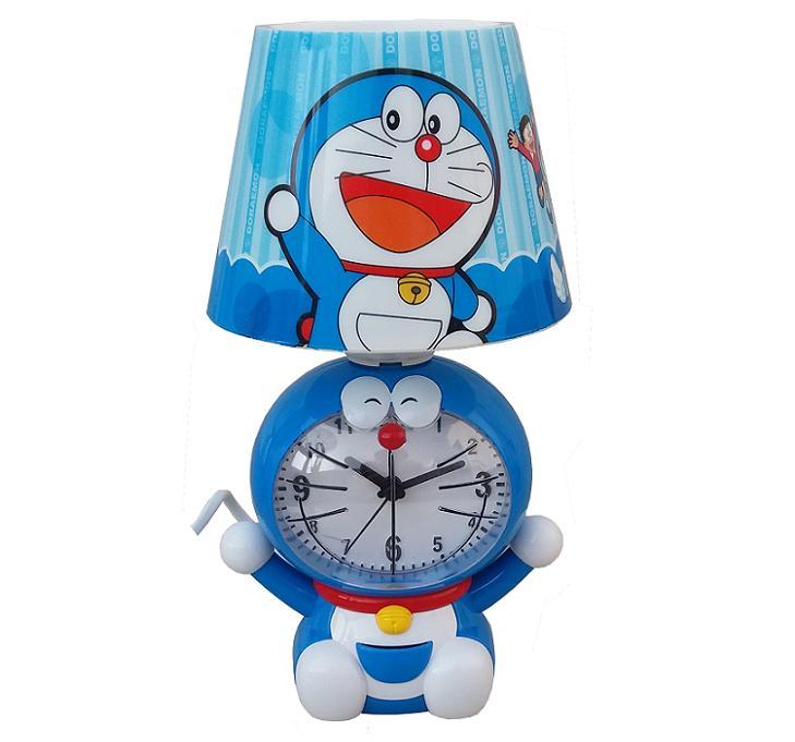 Doraemon Karakter Lampu (Jam) Meja MH-9053