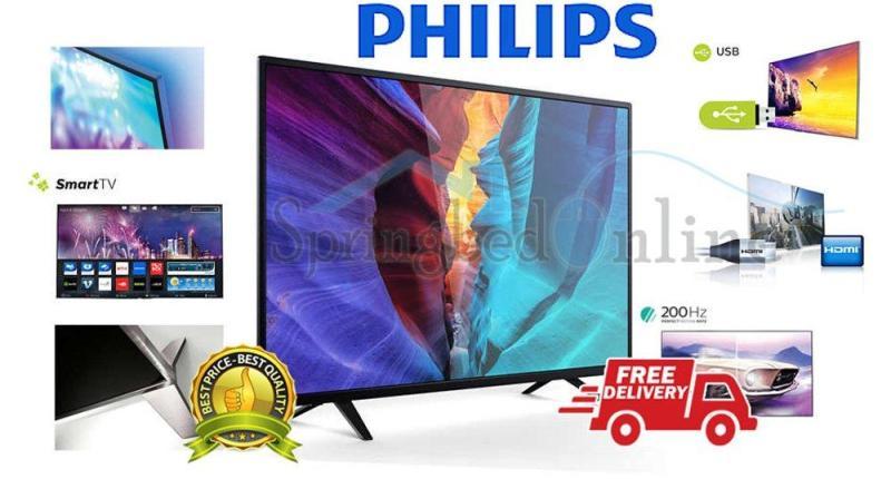 Philips Led Smart Tv 43 Inch 43pft6100 Harga Pabrik