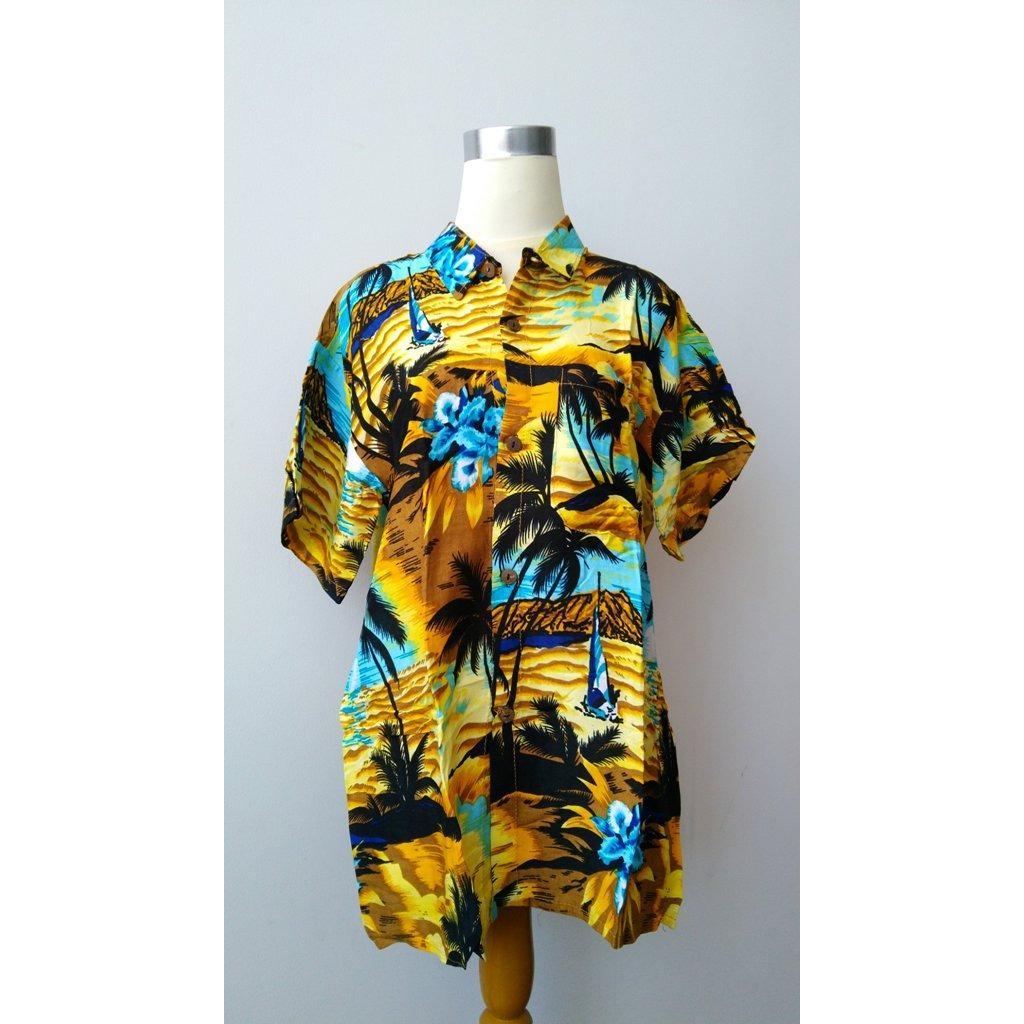 Baju Kemeja Hawaii 22
