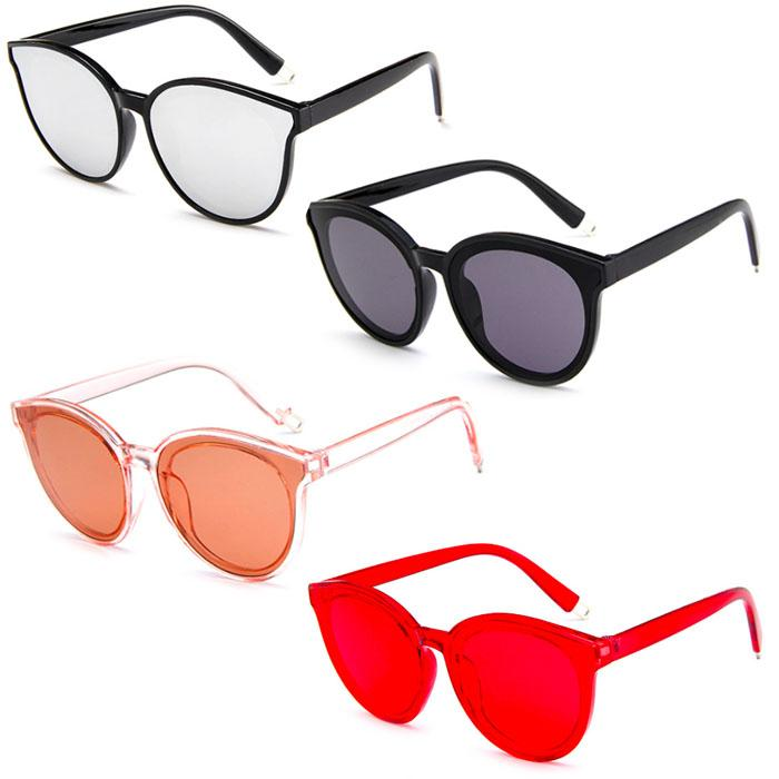 Santorini Kacamata Pria Wanita Korea Fashion Casual Candy Color Men Women Eyewear  Glasses Sunglasses 767701c619