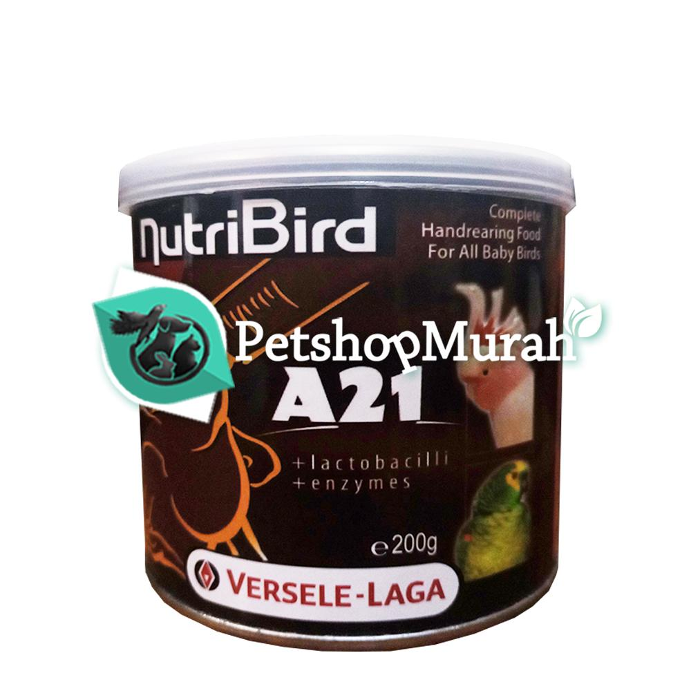 Buy Sell Cheapest Versele Laga Canto Best Quality Product Deals Pakan Burung Kenari Premium Prestige Makanan A21 Nutribird Nutri Bird 200 Gram Bubur Lolohan