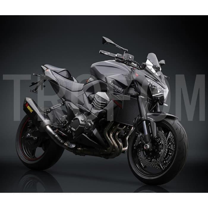 promo Kaca Spion Motor CNC Aluminium - Black olx