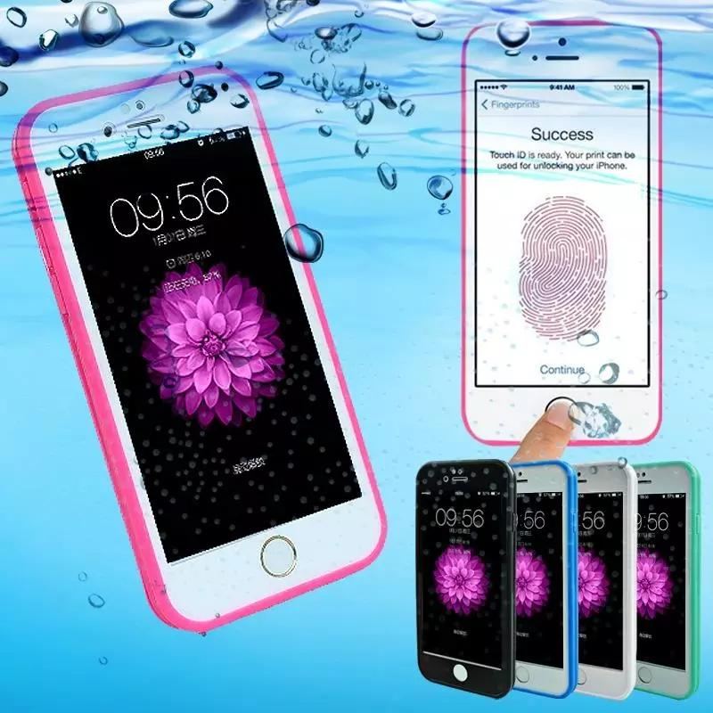 Waterproof casing Iphone 5s 6 6s 6plus dan 7plus
