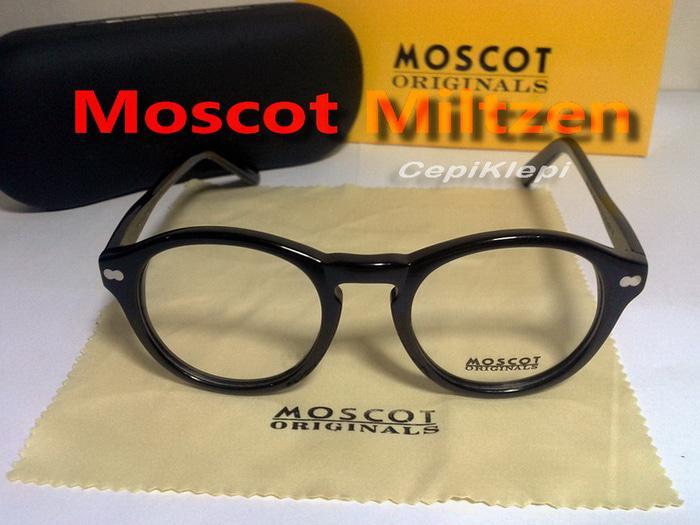 Kacamata Frame MOSCOT Miltzen
