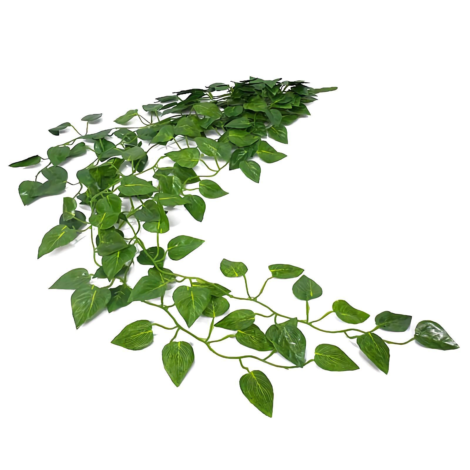 ... Vas Huruf Alfabet Welcome Dekorasi Rumah - Hijau. Source · OHOME Daun  Juntai Artifisial Artificial Leaf Dekorasi Interior AN-B000403I Hijau c7e6a9dd75