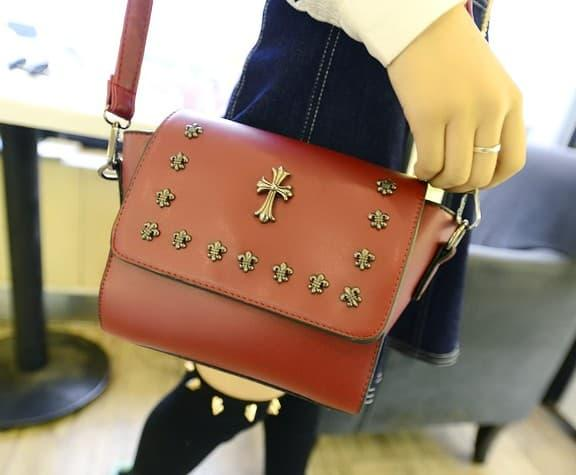 Produk Baru - Fashion Bag Kode B1304 Ready Brown Dan Black - ready stock