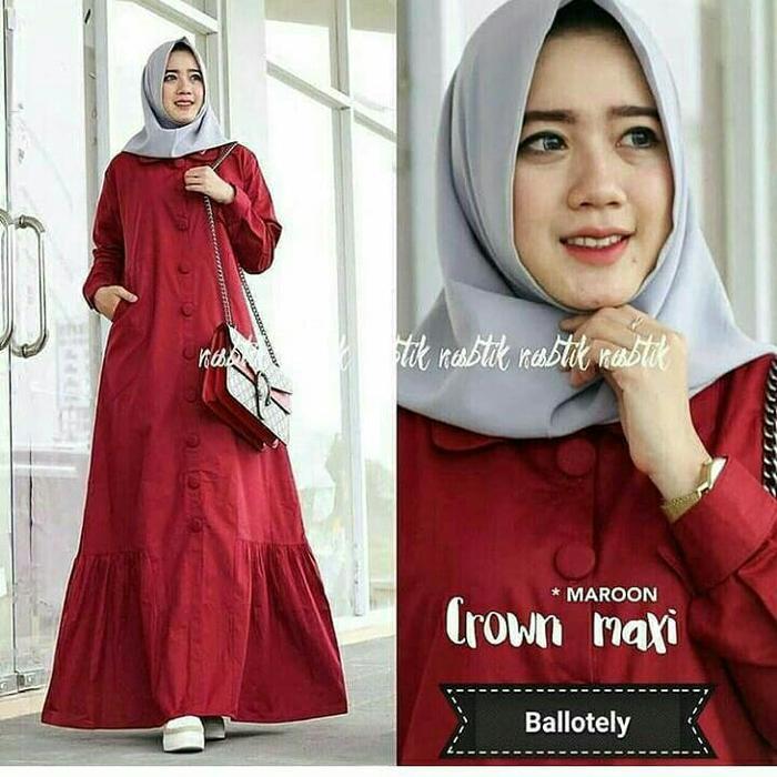 0dd2a2a59d0ac58651c0fbf1fa70b461 Review Harga Maxi Dress Muslim Casual Paling Baru saat ini