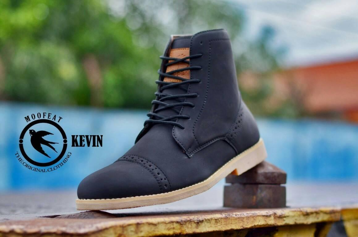 Buy Sell Cheapest Original Dr Kevin Best Quality Product Deals Men Sandals 97201 Brown Cokelat Muda 43 Sepatu Boots Pria Brand Moofeat Black Kulit