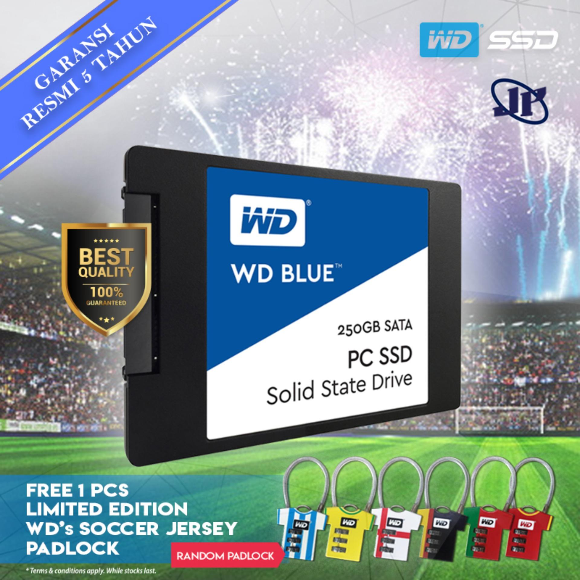 Western Digital WD Blue 3D Nand SSD 250GB 2.5