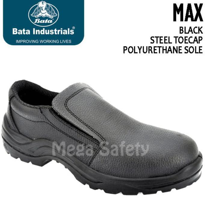 Sepatu Safety Shoes Bata Max - Msx76b