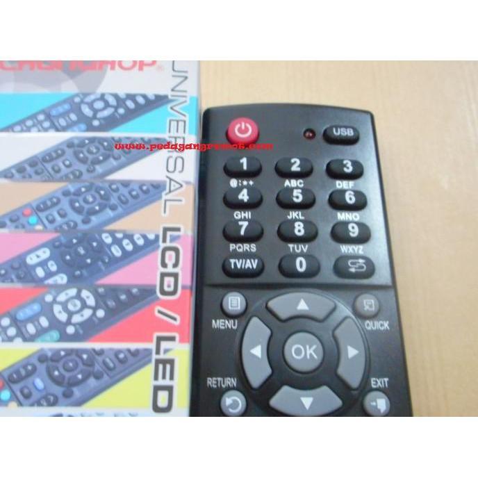 BIG SALE! Remot/Remote TV LCD/LED Changhong Multi/Universal