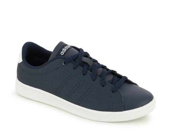 Adidas sepatu sneaker wanita Advantage Clean QT - BB9612 - Navy 95c470fb00