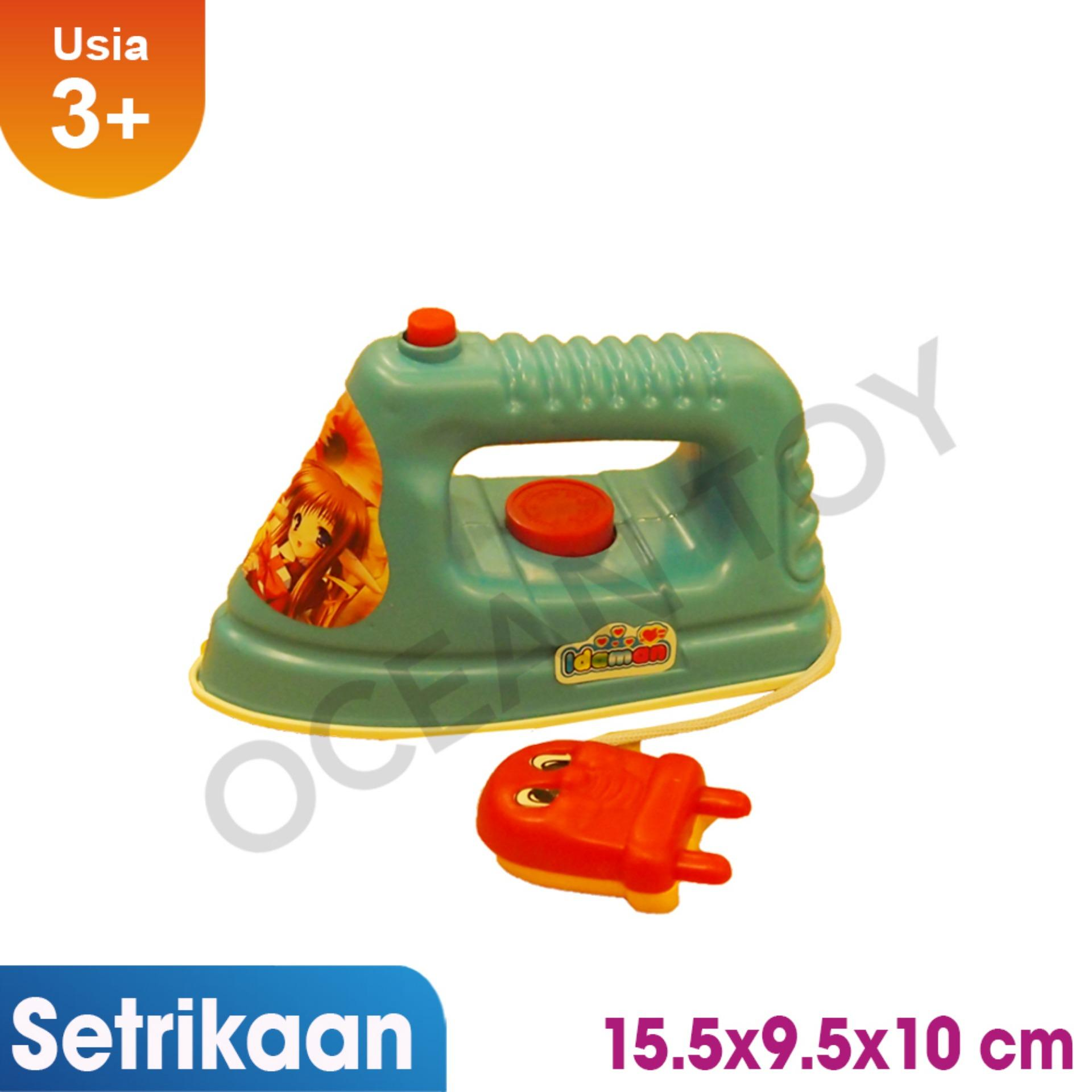 Ocean Toy Setrikaan Mainan Anak - OCT242 - Multicolor