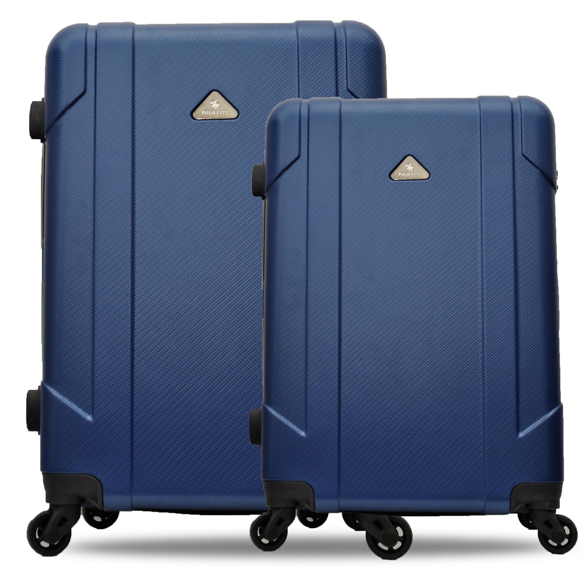 aafa299452f8 Polo City Tas Koper Hardcase SET size 20+24 inch - 303