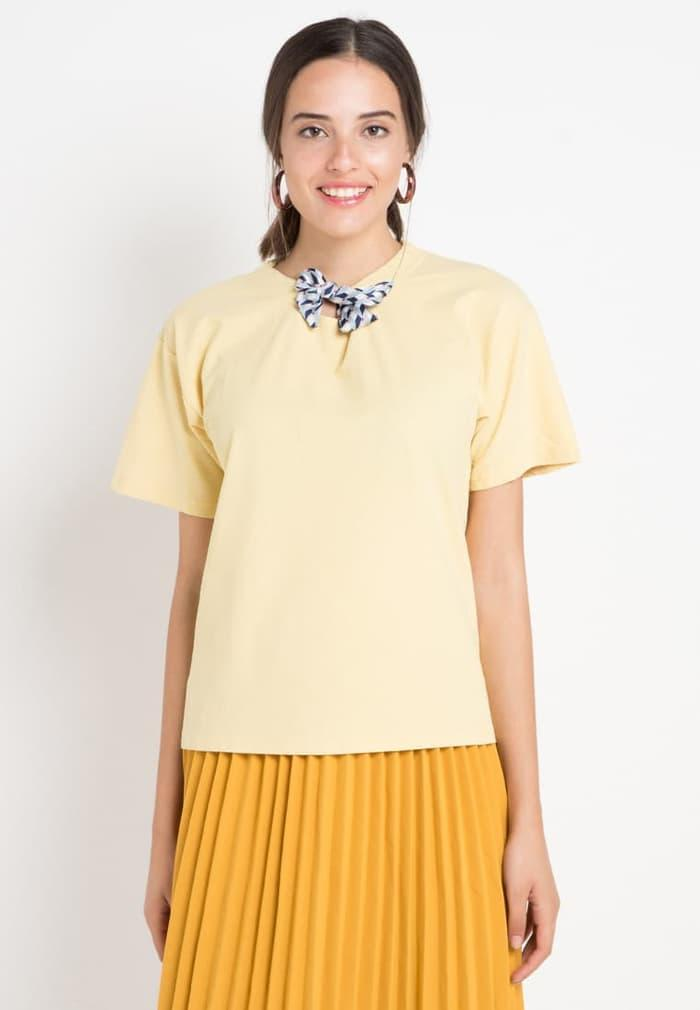 Super Hot!  Polo Shirt Wanita NEVADA Hitam AH64 ORIGINAL & REAL PICTURE Teatas!