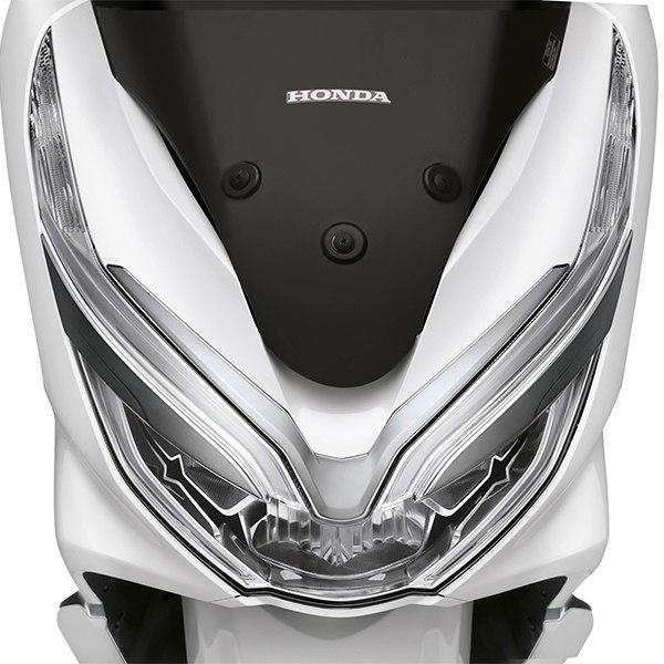 Garnish Headlight Hiasan Lampu Depan Honda PCX 150 K97 3310AK97G00