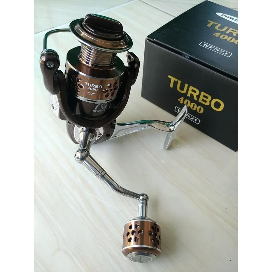 Reel Pancing Kenzi Turbo 3000