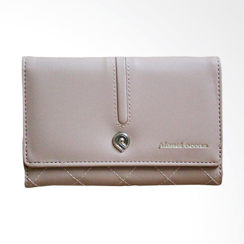 Planet Ocean Girl DPG200750 Dompet Wanita - Salem