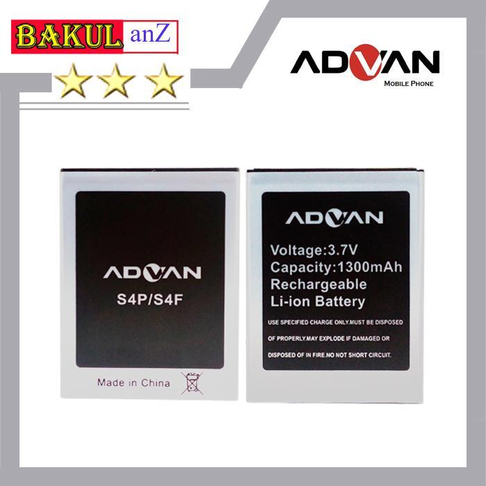 Baterai Batre Advan S4P S4F S4X BP-40BH Original - Batu Batrai S 4P S