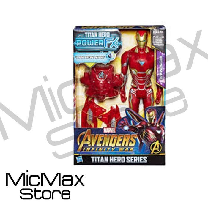 Case For Xiaomi Redmi 4a Slim Armor 360 Degree Protect Series - Merah. Source · Marvel Avengers Infinity War Titan Hero Powerfx Power FX Iron Man