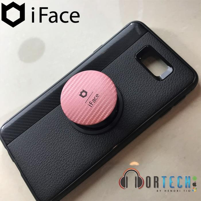 Case iFace with Popsocket Oppo F3 / F5