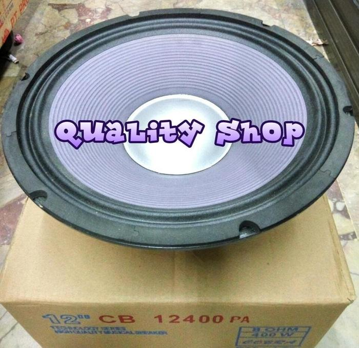 Hot Promo Speaker 12 inch cobra cb-1240 pa 400 watt Murah
