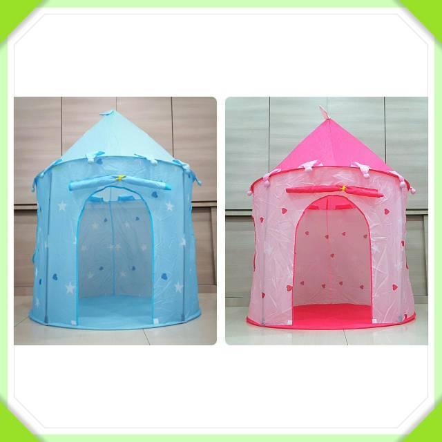 Tenda Anak KL 8888 Besar / Mainan Rumah / baby tent Kerucut KL 8888