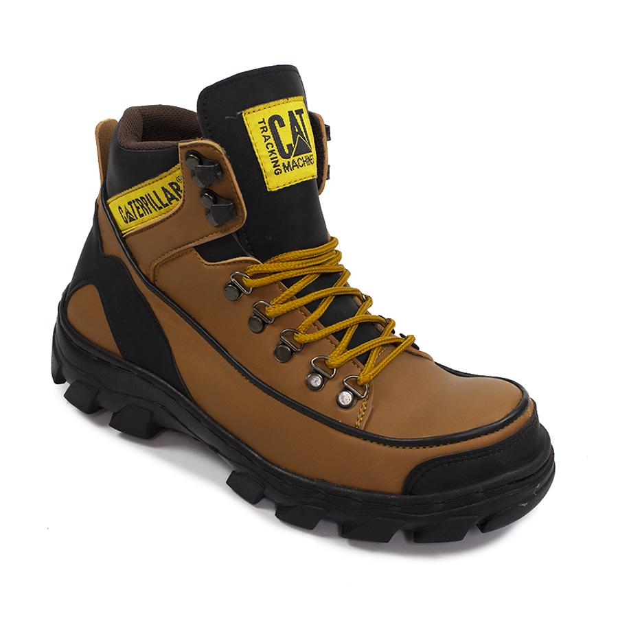 big sale sepatu safety boots caterpillar mbc argon delta boots ujungbesi  work tracking hiking touring bikers 556b06a354